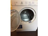 Freestanding vented tumble dryer (Indesit IS31V)