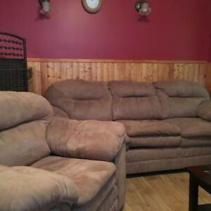 Couch Set For Sale $450.00 ono