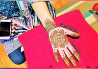 Henna Artist For Your Special Event -BRAMPTON