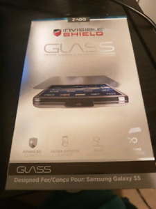 Glass Screen Protector for Samsung Galaxy S5