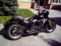 Harley Davidson Fat boy special
