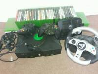 x box classic with loads of extras