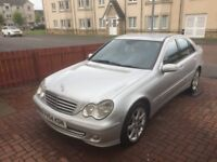 mercedes c220 cdi 2005 motd jan 18 spares or repairs