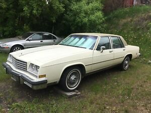 1981 Buick Limited Edition