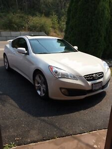 2T Genesis Coupe 2011