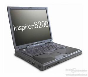 Dell Inspiron i8200 Laptop