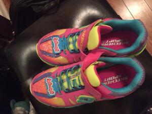 Girl runners