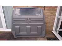 Vw T5 bulkhead with window