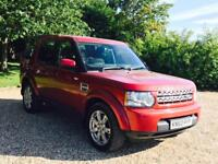 LAND ROVER DISCOVERY 4 (2011 MODEL) '3.0 SDV6 - 245 BHP - AUTO TIP TRONIC - 7 SEATER' *HUGE SPEC*