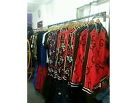 Gucci ghost jackets new all sizes