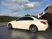 2014 Mercedes C200 petrol AMG Line Premium Plus high spec