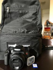 Canon EOS Rebel T5i DSLR Camera