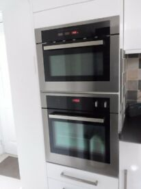 Built-in Oven and Combination Microwave