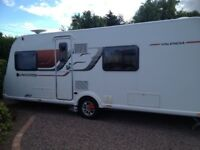 Bailey Unicorn Valencia 2015 - 4 berth - ALDE heating - very little used - as new