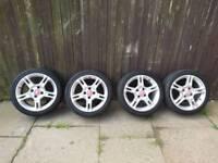 Ford fiesta 16 inch wheels