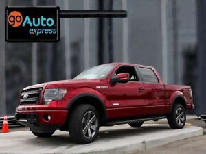 2014 Ford F-150 ECOBOOST LUX PKG