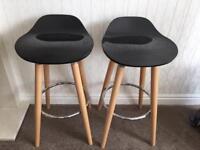 Pair of stool new.