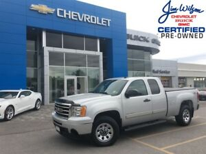 2012 GMC Sierra 1500 SLE 5.3L 4X4 ONE OWNER LOW LOW KMS!!!