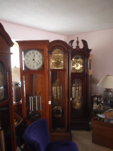 Grandfather Clocks Check Them Out
