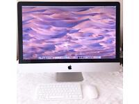 """Apple iMac 27"""" Quad Core i7, 1TB HD, 8GB RAM (+Software)"""