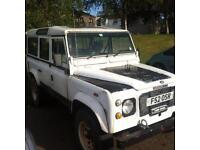 Land Rover, Spares or repair