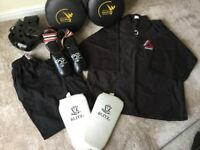 Kick boxing gear youth/adult