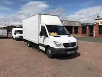 2010 mercedes sprinter 516cdi box van £6495 j&ft&v