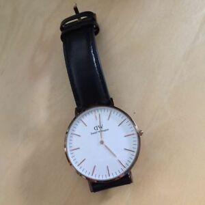 Men's Gold Daniel Wellington Watch (40mm)