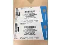 2 x Hot Dub Time Machine Tickets. 11th Aug Ingliston