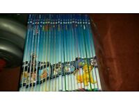 Disney movie graphic novels