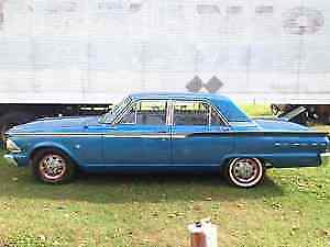 1962 ford Fairlane 500  4 door 6200obo or trade