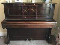 Boyd London Upright Piano