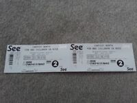 2 x 6-16yrs tickets CARFEST NORTH £25 pair