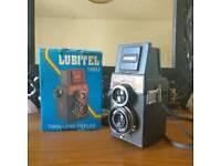 Lubitel 166u TLR medium format camera