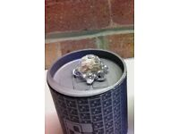 Swarovski Crystal Turtle, small