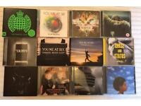 VARIOUS CD's FOR SALE