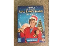 Mrs Browns Boys DVD season 1 & 2 + Xmas special
