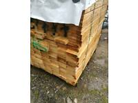 Untreated Decking (28mm x 120mm) 1.1mtr Lengths