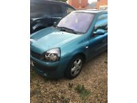 Clio! Works absolutely fine, please message for further details