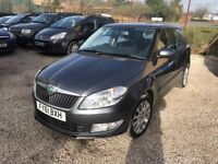 SKODA FABIA 1.6 TDI CR ELEGANCE 5dr **FULL SERVICE HISTORY**ONE PREVIOUS OWNER**VERY GOOD EXAMPLE**