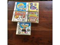 Five Ds games