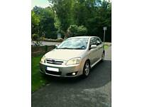 TOYOTA COROLLA 1.6 VVTI COLOUR COLLECTION 1 OWNER FULL TOYOTA SERVICE HISTORY LOW MILEAGE