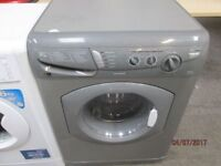 *+*+HoTpOiNt AQUARIUS SiLvEr/5+5KG/1400 RPM/WASHER+DRYER/FULLY RECONDITIONED/VERY CLEAN/+UPLIFT