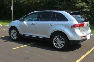 2012 Lincoln MKS Crossover SUV AWD 6 Speed 3.7 LTR