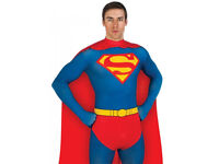 adults superman costume
