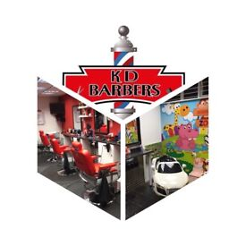 Barber Urgently Required- Camberley town center- Berkshire