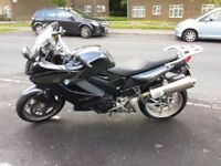 BMW F800 GT, lots of extras