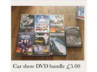 Top gear/ ice road truckers DVD bundle