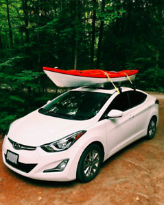 DELTA 12S KAYAK BRAND NEW CONDITION WITH EXTRAS