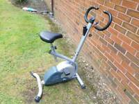 Exercise bike Carl Lewis